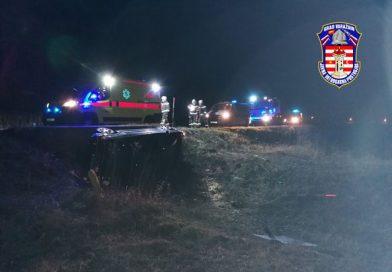 Prometna nesreća u Krkancu