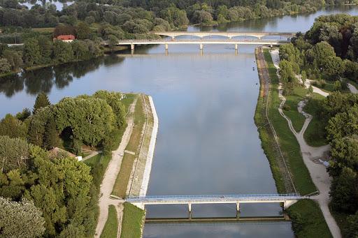 Intervencija na rijeci Dravi